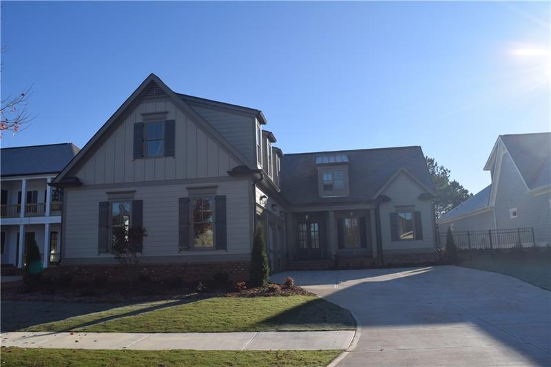 1756 Greenleffe Drive, Statham, GA 30666