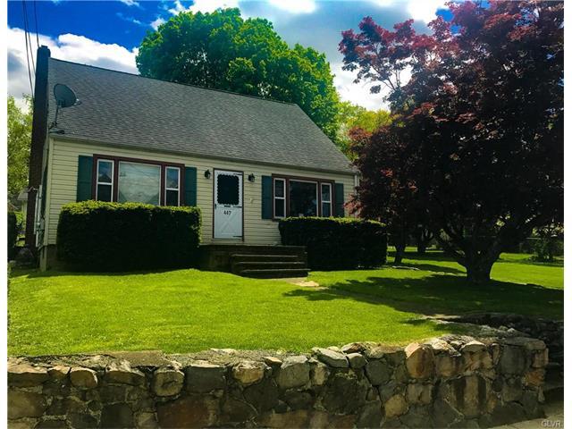 447 Blaine Street, East Bangor Borough, PA 18013