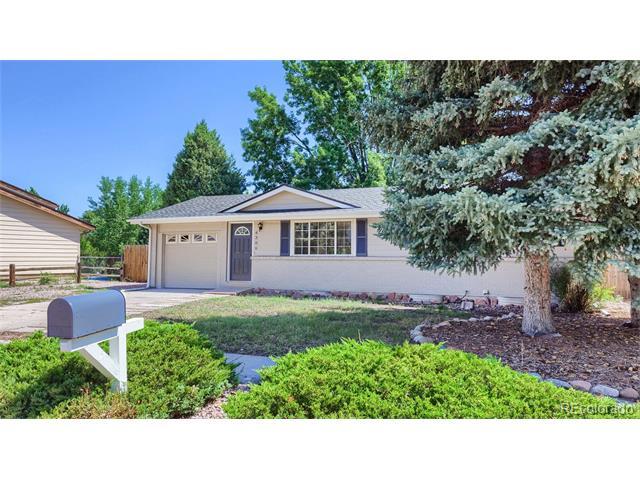 4306 E San Miguel Street, Colorado Springs, CO 80915