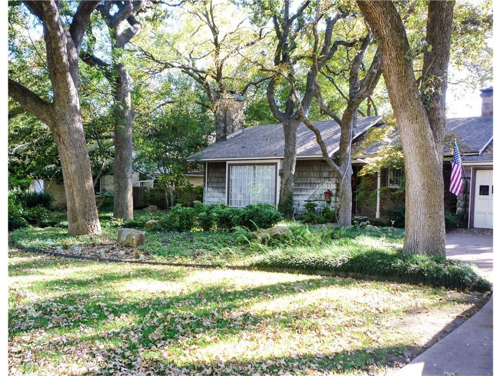 3805 Crestwood Terrace, Fort Worth, TX 76107