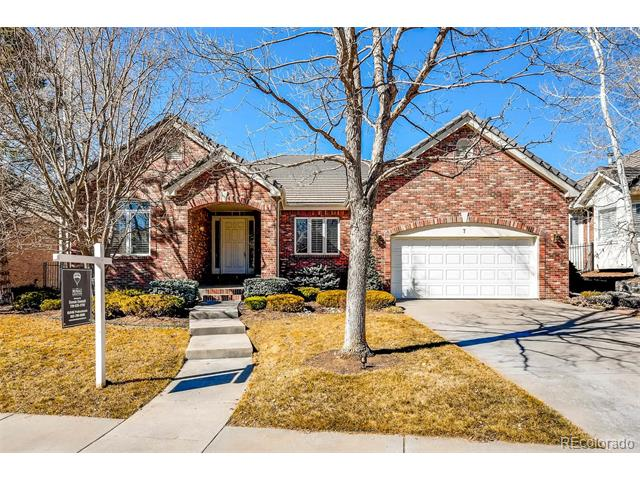7 Silver Fox Drive, Greenwood Village, CO 80121