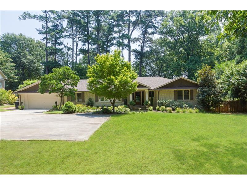 4615 Mystic Drive, Atlanta, GA 30342