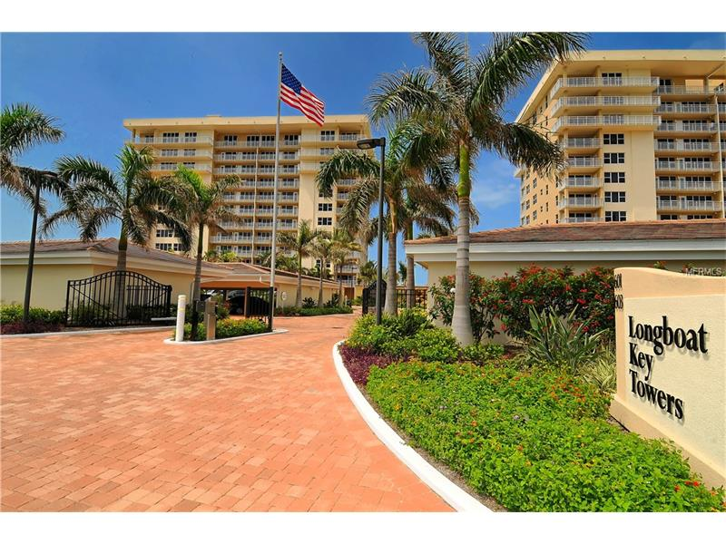 601 LONGBOAT CLUB ROAD 301S, LONGBOAT KEY, FL 34228