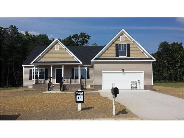New Homes With First Floor Master Bedrooms In Henrico