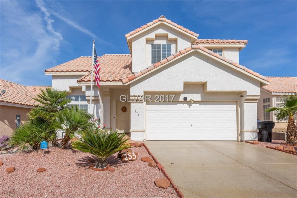 253 MARIPOSA Way, Las Vegas, NV 89015