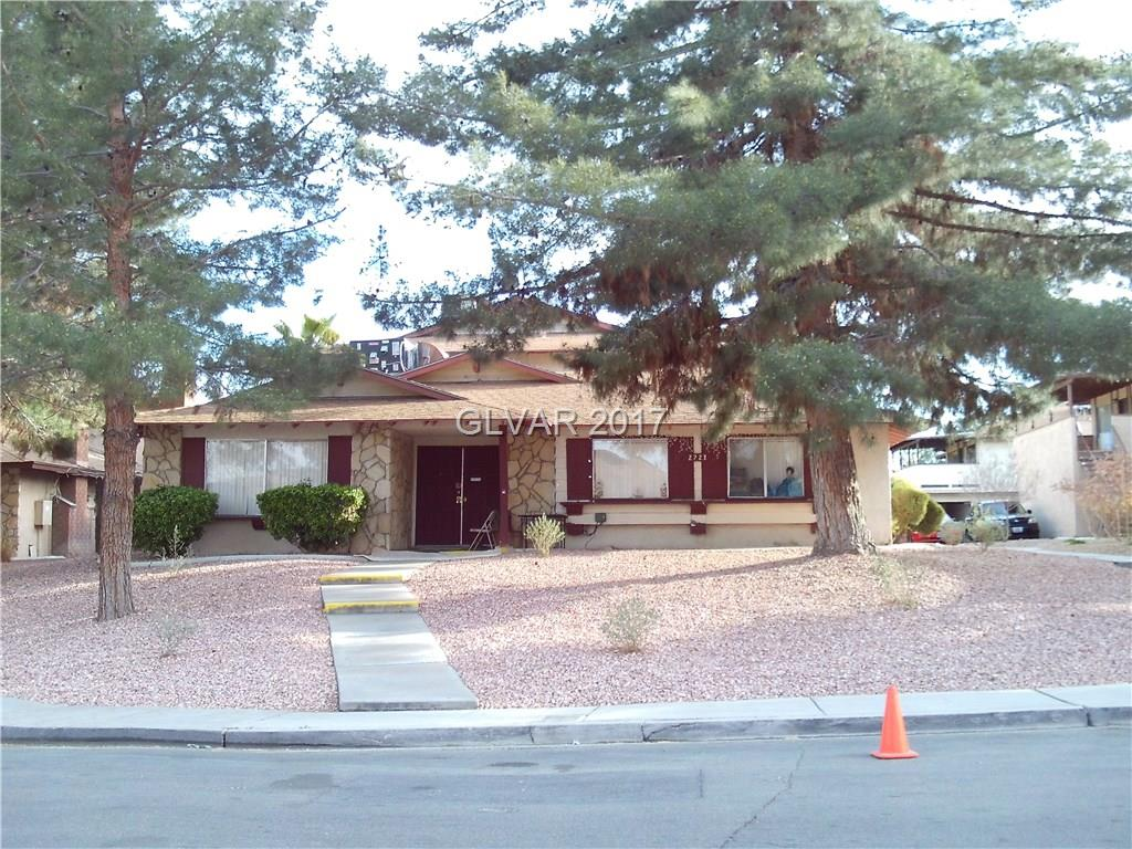 2721 KLINE Circle, Las Vegas, NV 89121