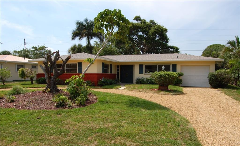 Location, location! This CBS constructed 3 bedroom, 2 bath, 1 car garage home is clean and ready to go. Minutes from Downtown Stuart and all your amenities. The roof was just replaced in 2017, newer A/C and water heater replaced in 2016, and the kitchen was just updated with newer appliances as well. Great starter home or investment to get into Martin County. A-rated schools! Don't miss out!