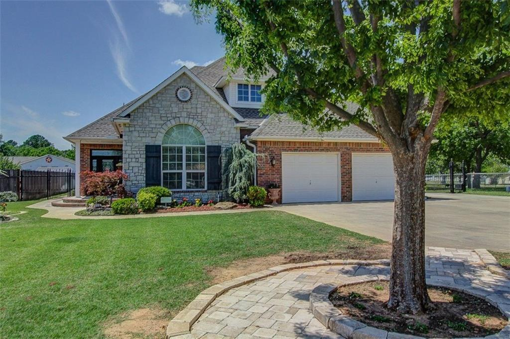 601 S Margene Drive, Midwest City, OK 73130