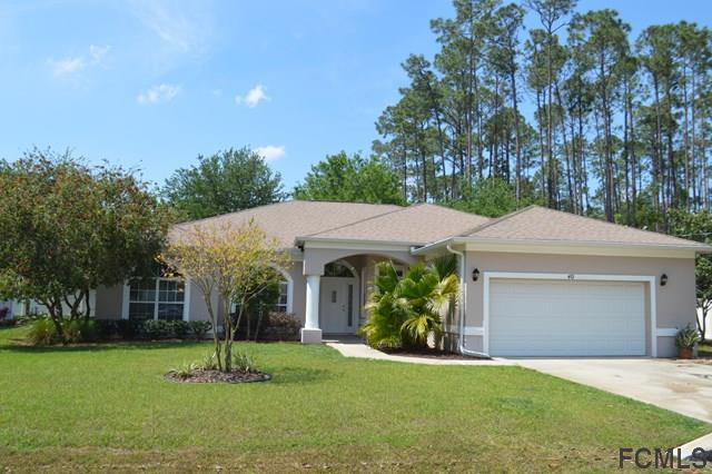 40 Edge Lane, Palm Coast, FL 32164