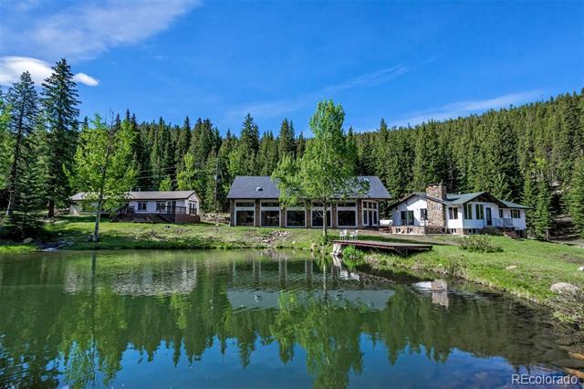 616 Peaceful Valley Lane, Idaho Springs, CO 80452