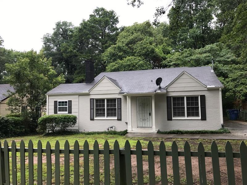 1405 SW Lorenzo Drive, Atlanta, GA 30310