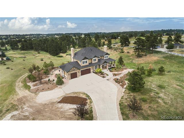 8405 Homestead Road, Parker, CO 80138