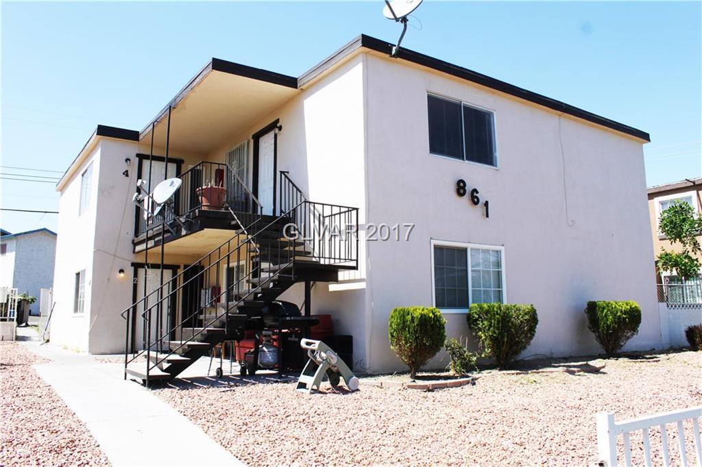 861 BRUCE Street, Las Vegas, NV 89101