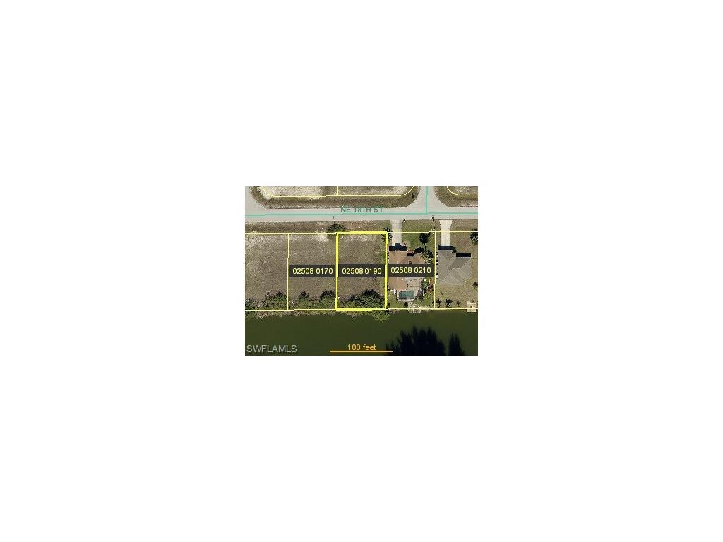 424 NE 18th ST, CAPE CORAL, FL 33909