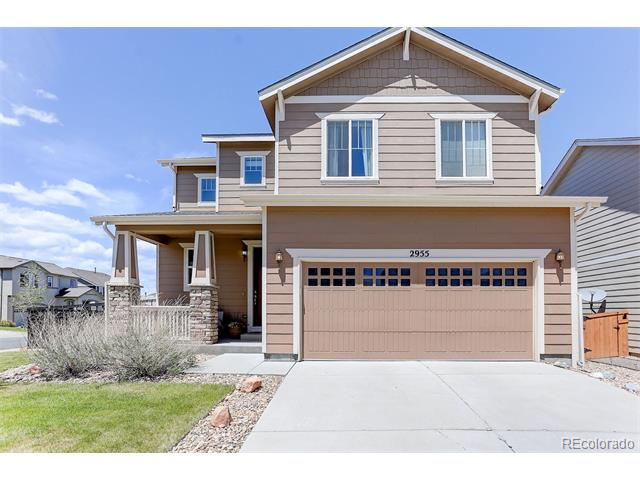 2955 Open Sky Way, Castle Rock, CO 80109