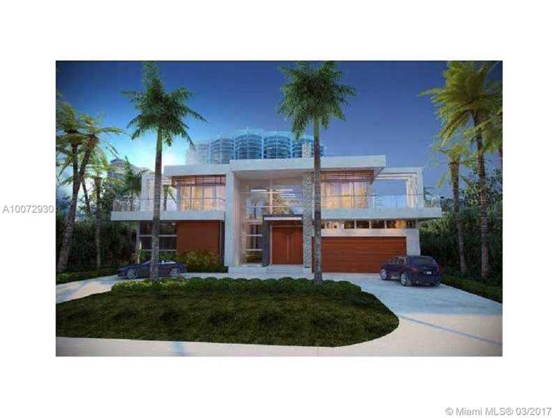 373 Center Island Dr., Golden Beach, FL 33160