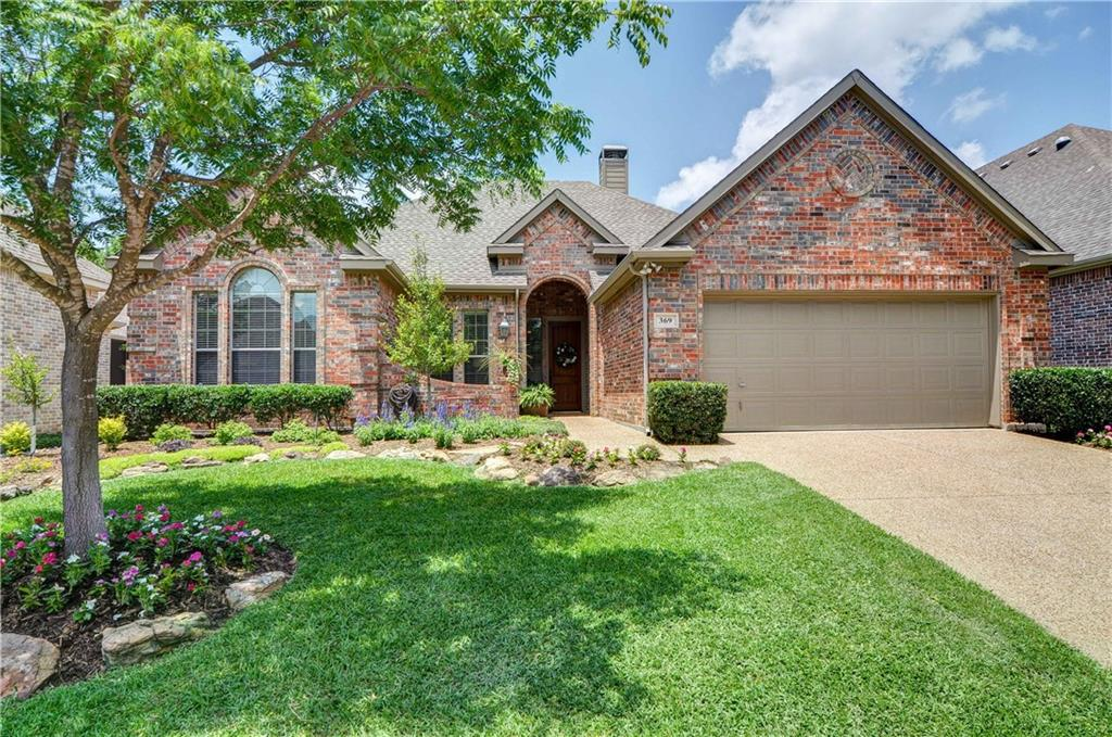 369 Pine Valley Drive, Fairview, TX 75069