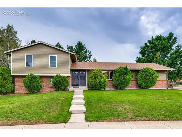 3135 Zephyr Drive, Colorado Springs, CO 80920
