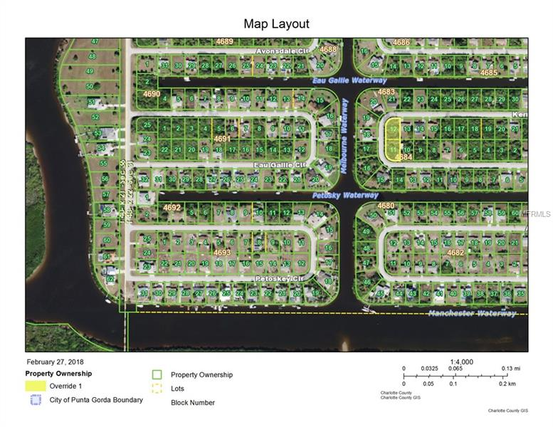 18345 KERRVILLE CIRCLE PORT CHARLOTTE, Florida