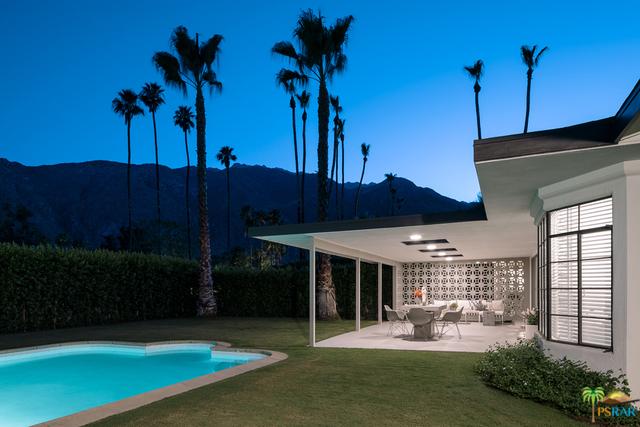 272 N Via Las Palmas, Palm Springs, CA 92262