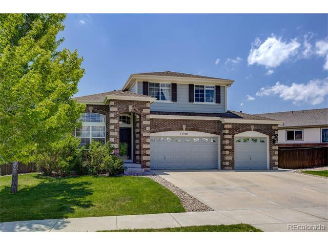 1440 Hickory Drive, Erie, CO 80516