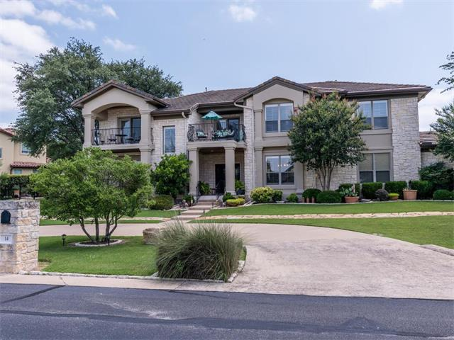 14 WATERFALL Dr, The Hills, TX 78738
