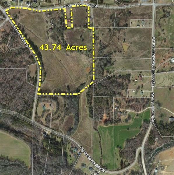 Old Alabama Road, Taylorsville, GA 30178