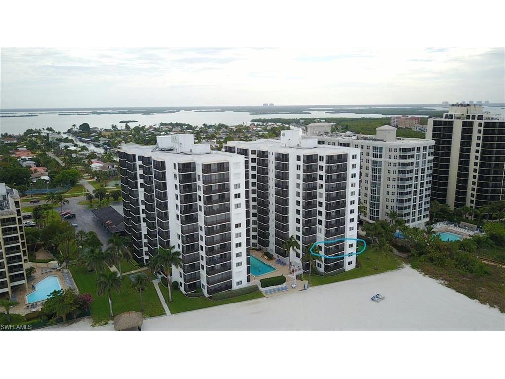 6612 Estero BLVD 303, FORT MYERS BEACH, FL 33931