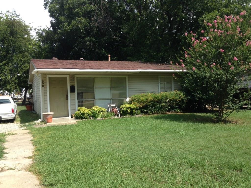 600 N 4th Street, Garland, TX 75040