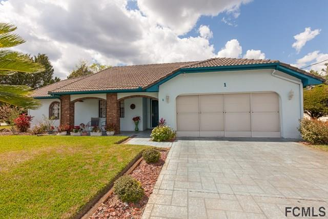 1 Brownstone Lane, Palm Coast, FL 32137