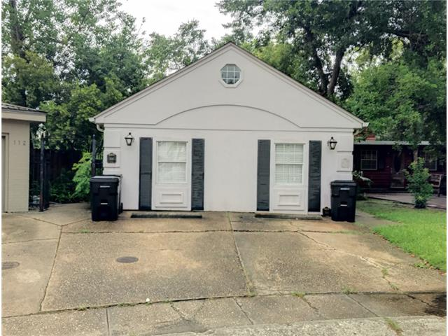 106 EGRET Street, New Orleans, LA 70124