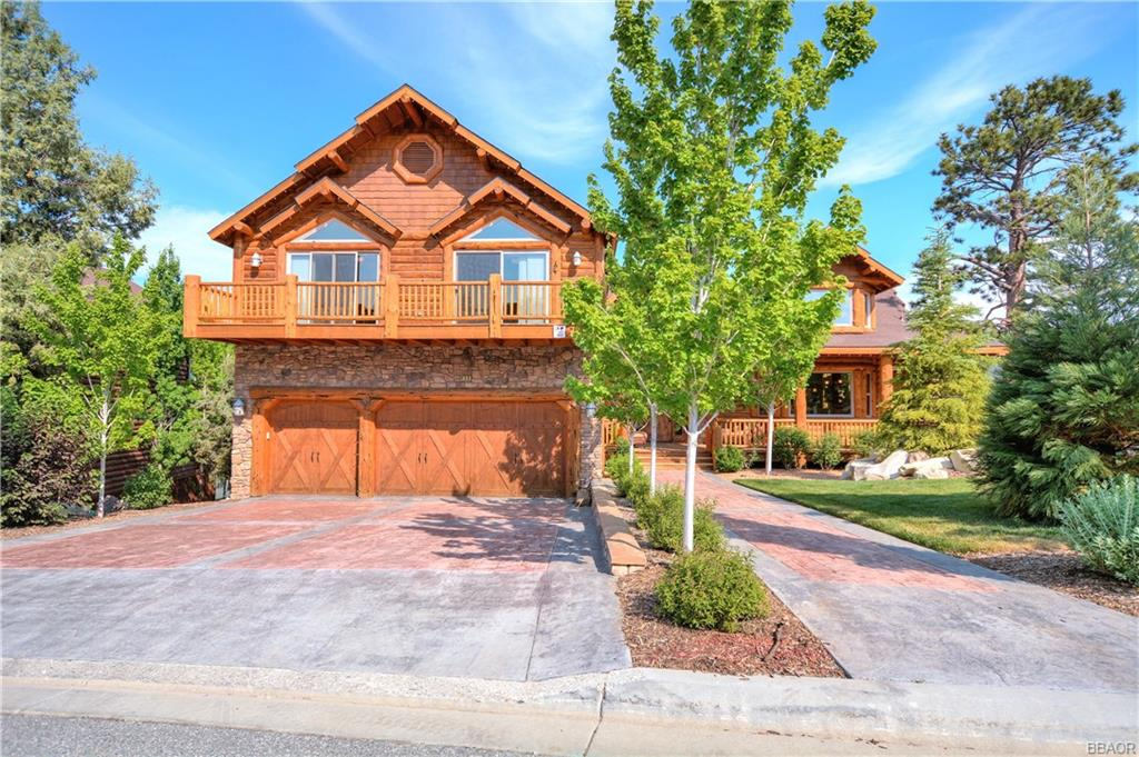 438 Starlight Circle, Big Bear Lake, CA 92315