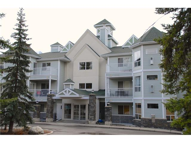 1080 Cougar Creek Drive 206, Canmore, AB T1W 1A4