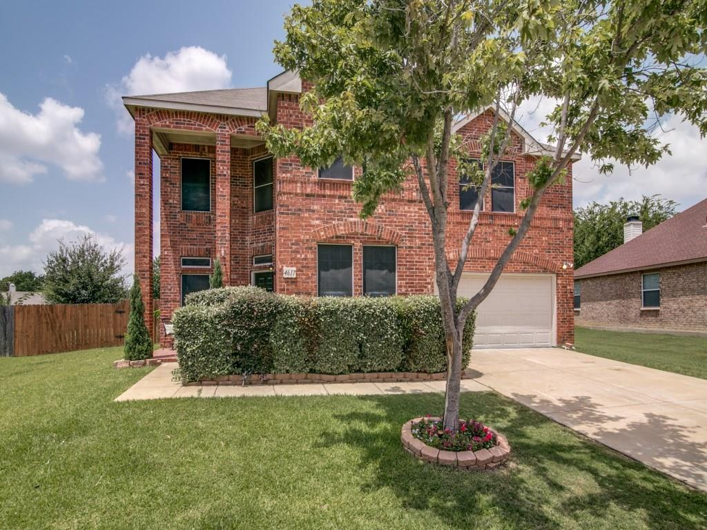 4617 Baskerville Drive, Garland, TX 75043