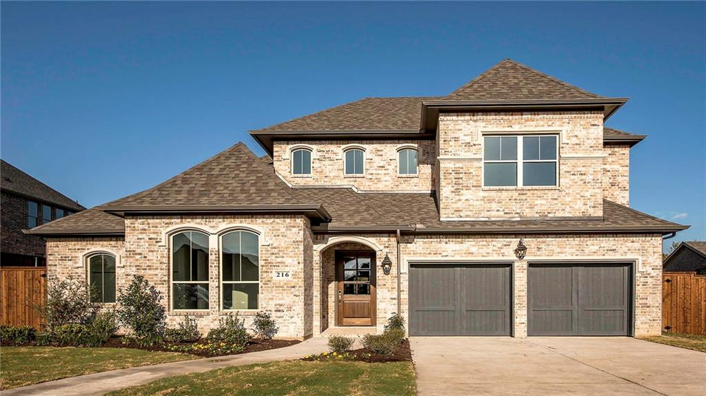 216 Chisholm Trail, Highland Village, TX 75077