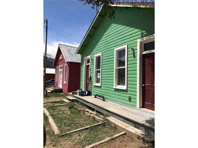 35 & 45 County Road 26, Twin Lakes, CO 81251