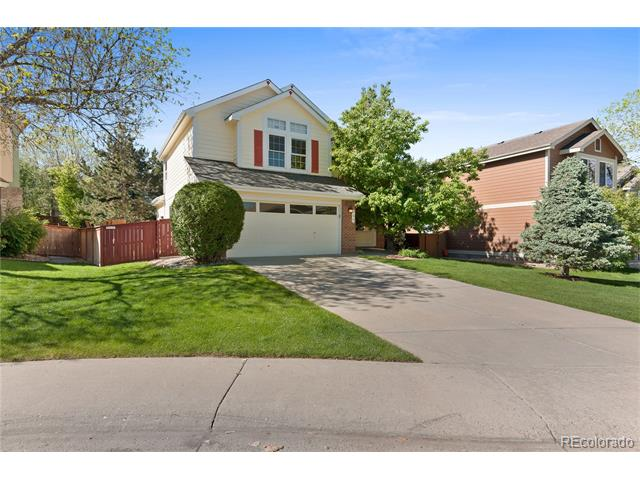 766 Poppywood Drive, Highlands Ranch, CO 80126