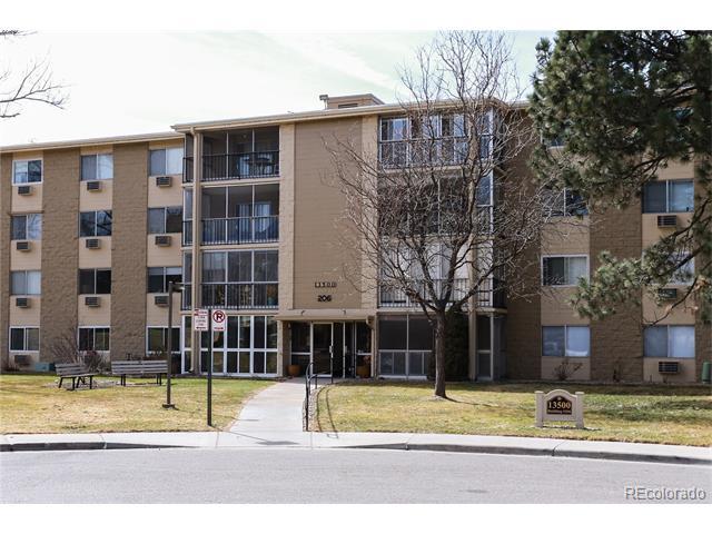 13500 E Cornell Avenue 412, Aurora, CO 80014