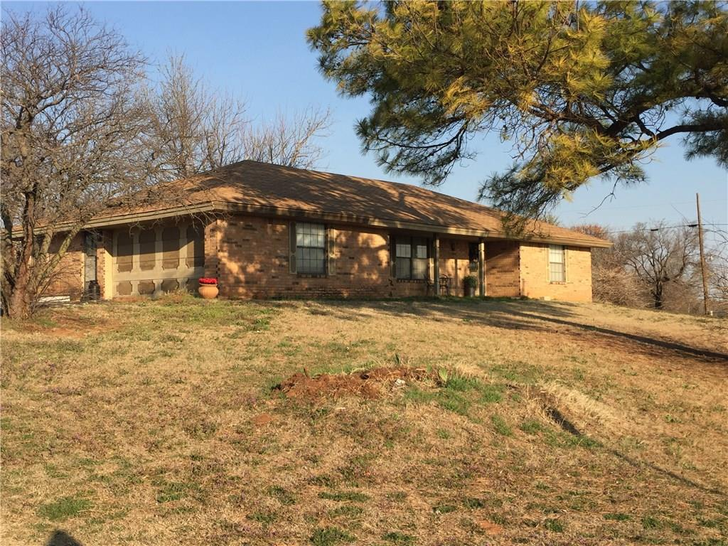 205 First Street, Eakly, OK 73033