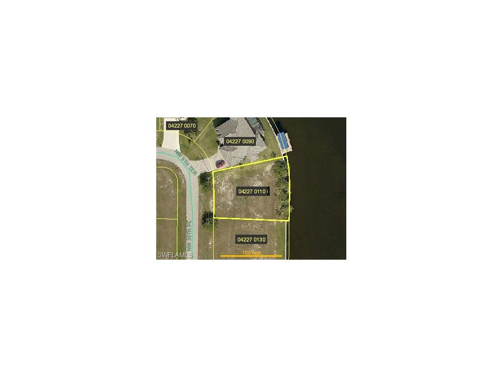 909 NW 36th PL, CAPE CORAL, FL 33993
