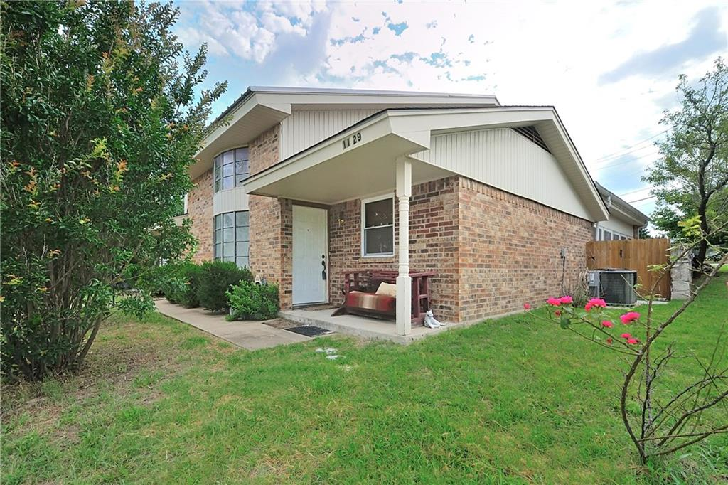 1129 S Rusk Street, Weatherford, TX 76086