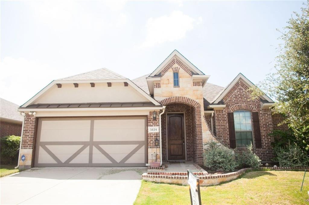 5124 Bluewater Drive, Frisco, TX 75034