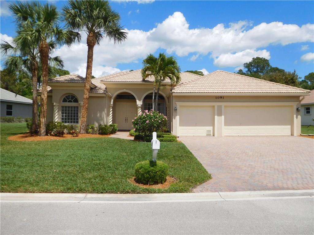 1091 SW Bromelia Terrace SW, Stuart, FL 34997