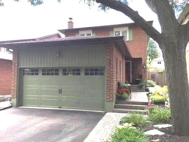 1215 Cedarcroft Cres, Pickering, ON L1X 1S3