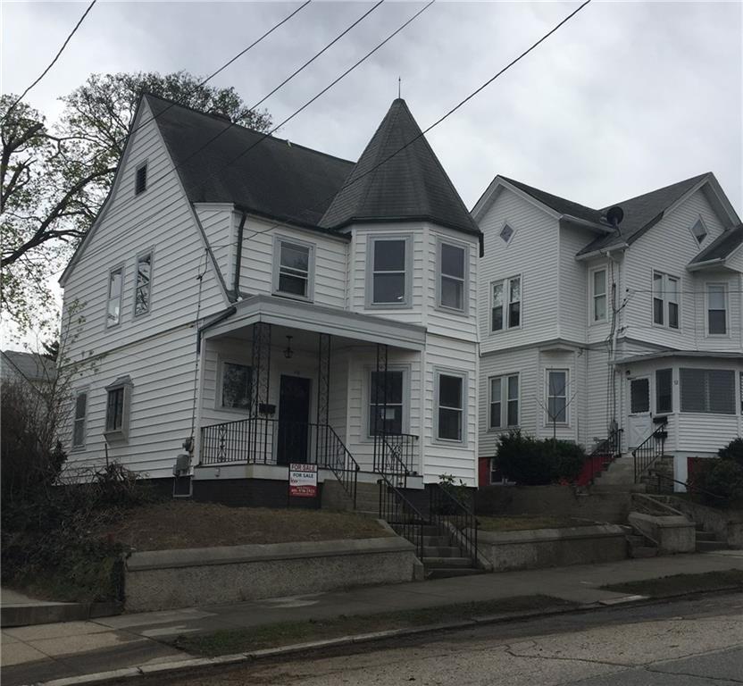 48 Dover ST, Providence, RI 02908