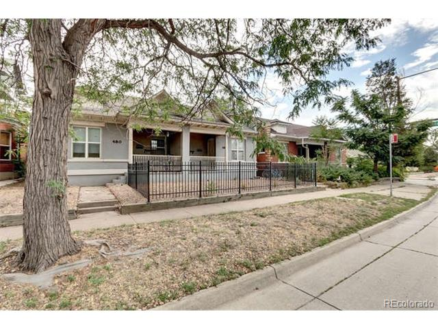482 S Lincoln Street, Denver, CO 80209
