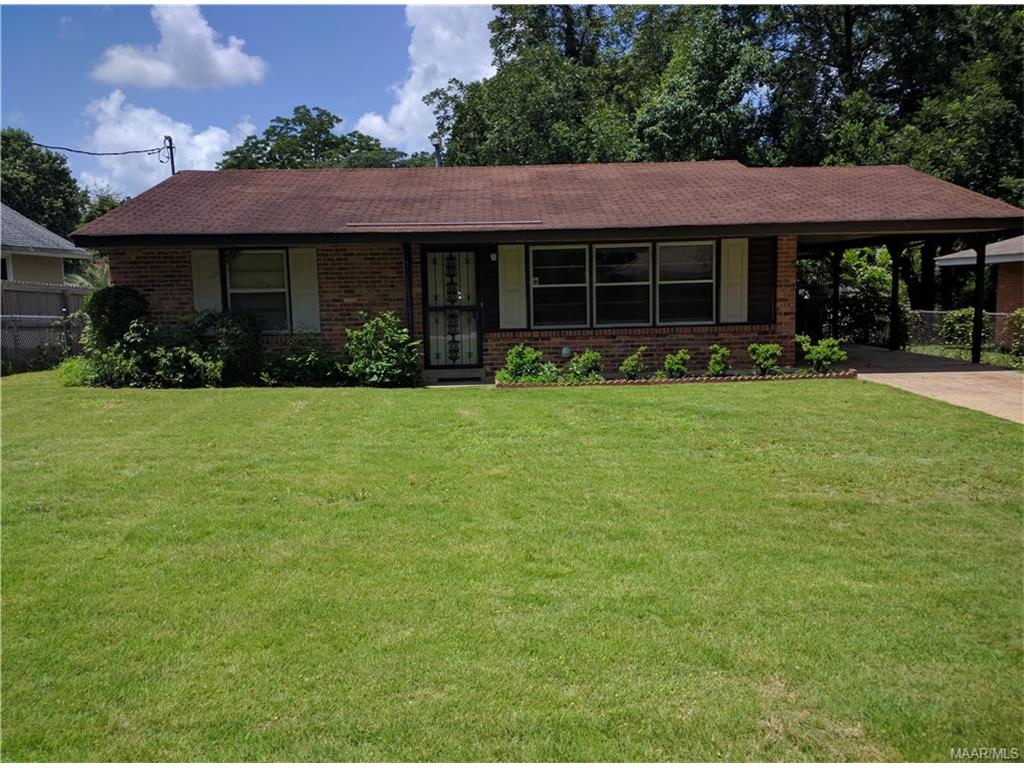 3145 Willow Lane Drive, Montgomery, AL 36109
