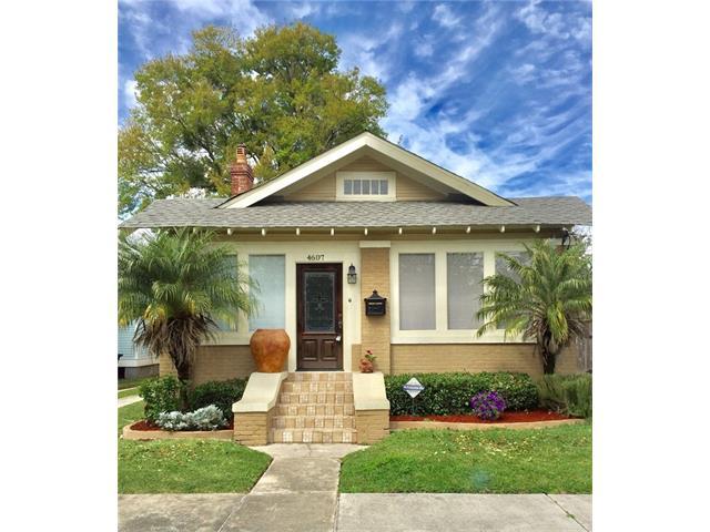 4607 S DERBIGNY Street, NEW ORLEANS, LA 70125