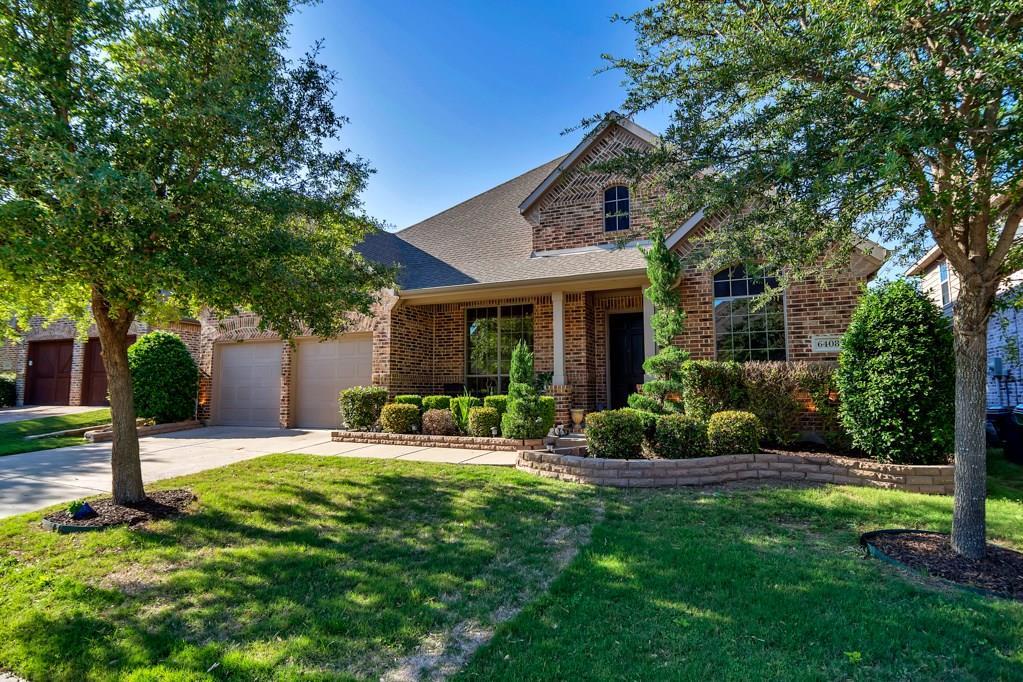 6408 Castle Rock Circle, McKinney, TX 75071
