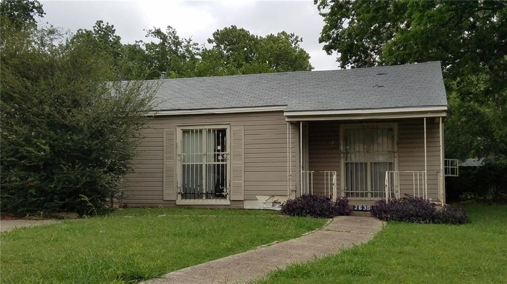 2630 Easter Avenue, Dallas, TX 75216